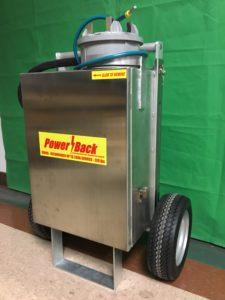 Power Back | Temporary Power Restoration Device | Toroidal